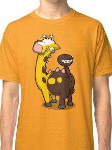 Giraffe Butt Classic T-Shirt