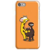 Giraffe Butt iPhone Case/Skin