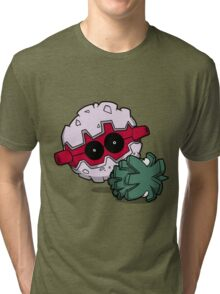Pumped Up Pinecones Tri-blend T-Shirt