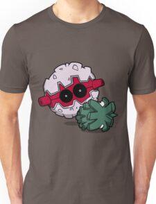 Pumped Up Pinecones Unisex T-Shirt