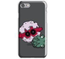 Pumped Up Pinecones iPhone Case/Skin