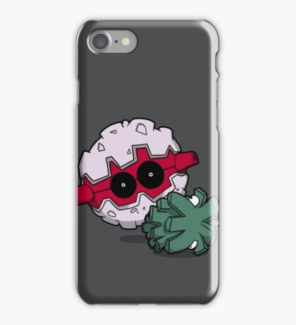 Pumped Up Pinecones iPhone Case/Skin