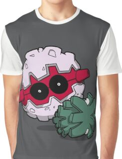 Pumped Up Pinecones Graphic T-Shirt