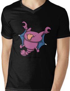 Scorpion Bat Thing Mens V-Neck T-Shirt