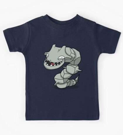 Steel Snek Kids Tee
