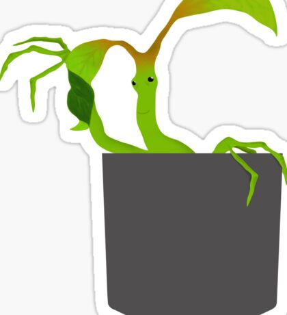 Bowtruckle in the pocket Sticker