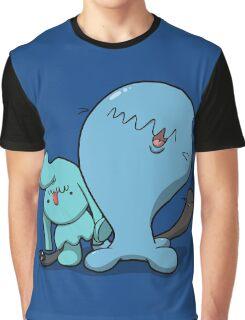 Wobba and little Wobba Graphic T-Shirt