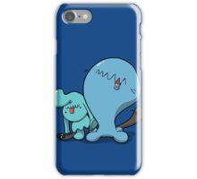 Wobba and little Wobba iPhone Case/Skin