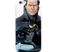 Retro bat iPhone Case/Skin