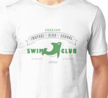 Free! Iwatobi Swim Club Shirt (Makoto, Captain) white Unisex T-Shirt