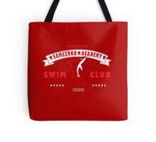 Free! Iwatobi Swim Club Shirt (Rin, Member) red Tote Bag
