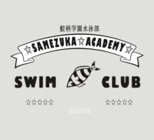 Free! Iwatobi Swim Club Shirt (Nitori, Member) grey by renotology
