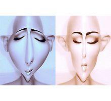 Alien mannequins Photographic Print