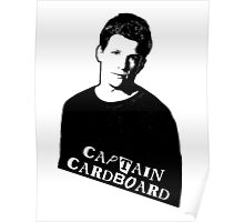 RILEY FINN: Captain Cardboard Poster