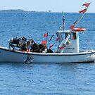Øresund Fisherman by hans p olsen