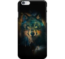 Galaxy Wolf iPhone Case/Skin