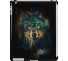 Galaxy Wolf iPad Case/Skin