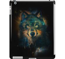 Galaxy Wolf iPad Case/Skin