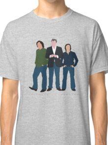 Capt Slow Jezza & Hamster Classic T-Shirt