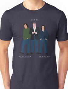 Capt Slow Jezza & Hamster Unisex T-Shirt