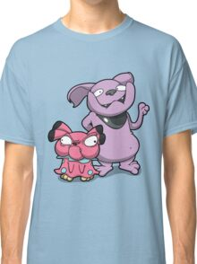 Cutey Bulldogs Classic T-Shirt