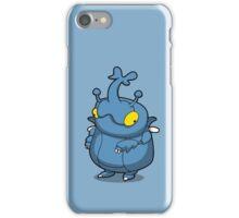 Hercuboss iPhone Case/Skin