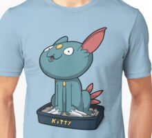 Cutey Kitty Unisex T-Shirt