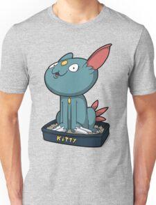 Cutey Kitty Unisex T-Shirt