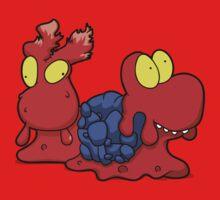 Lava Snails Kids Tee