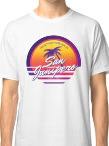 San Junipero Black Mirror Together Forever Classic T-Shirt