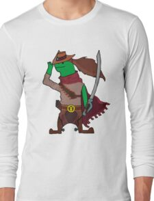 League of Legends Yasuo Lamar Long Sleeve T-Shirt
