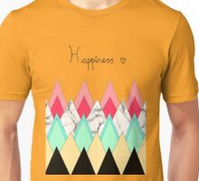 Happiness ♥ Unisex T-Shirt