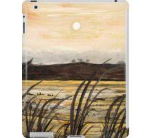 Back Bay Newport Beach iPad Case/Skin