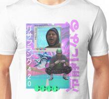 H 3 H 3 W A V E Unisex T-Shirt