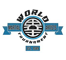 The World Tournament Fancy Photographic Print