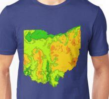Physically Ohio Unisex T-Shirt