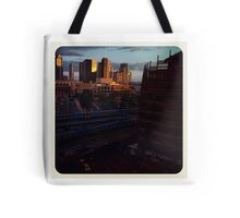 The Bright Side of Life Tote Bag