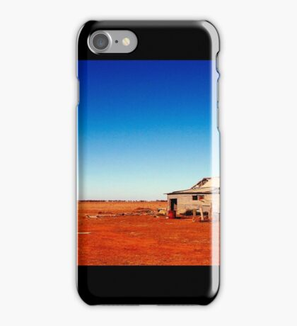 Outback Shack iPhone Case/Skin