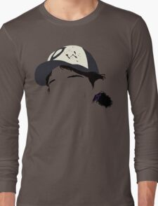 Telltale Games' The Walking Dead - Clementine Outline ver. 1 Long Sleeve T-Shirt