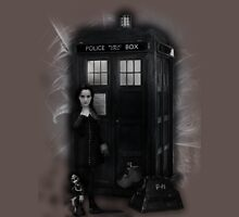 The Girl Who Waited...to kill you. Unisex T-Shirt