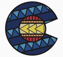 Colorado Tribal Flag: True Colour Kids Clothes