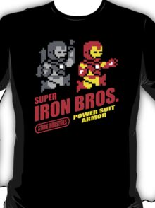 Super Iron Bros. T-Shirt