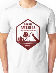 North America Unisex T-Shirt