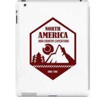 North America iPad Case/Skin