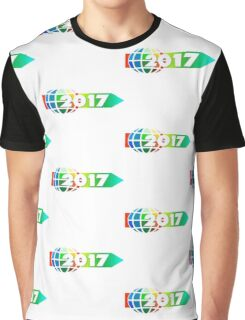 arrow direction new year's day new year's eve year Graphic T-Shirt
