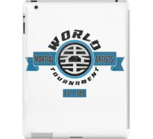 The World Tournament Fancy iPad Case/Skin