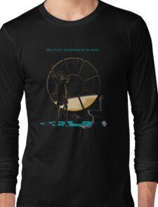 Dark Side Awakens Long Sleeve T-Shirt
