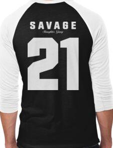 21 Savage Jersey Men's Baseball ¾ T-Shirt
