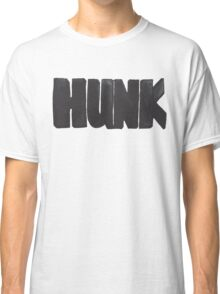 Hunk - Cute Kids Design Classic T-Shirt