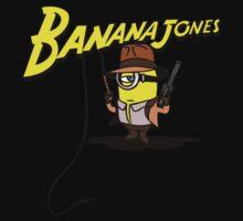 BANANA JONES TECHNICOLOR Kids Tee